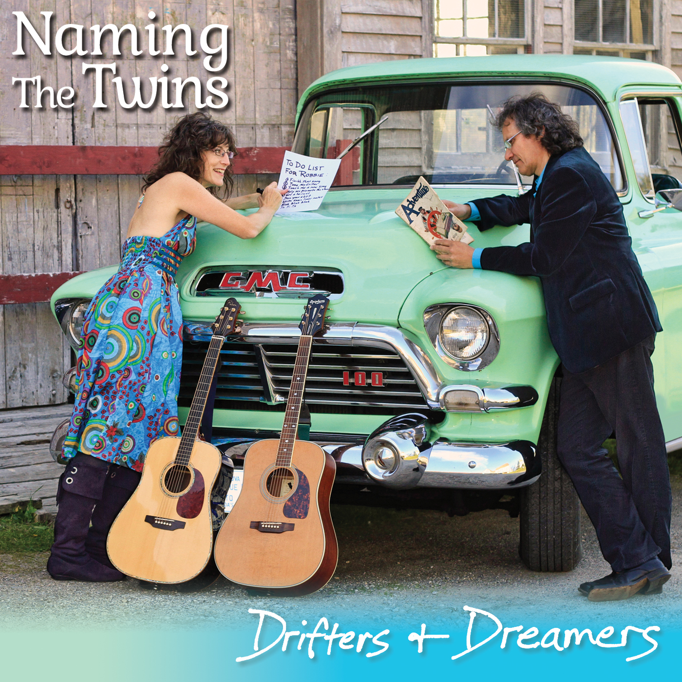 Drifters-Dreamers