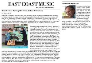 Bob Mersereau's review
