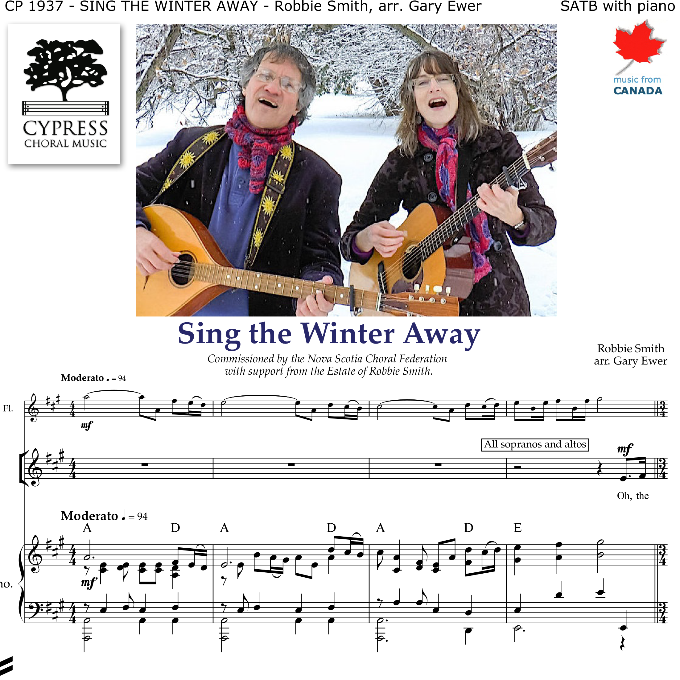 CP 1937-Sing the Winter Away-thumb