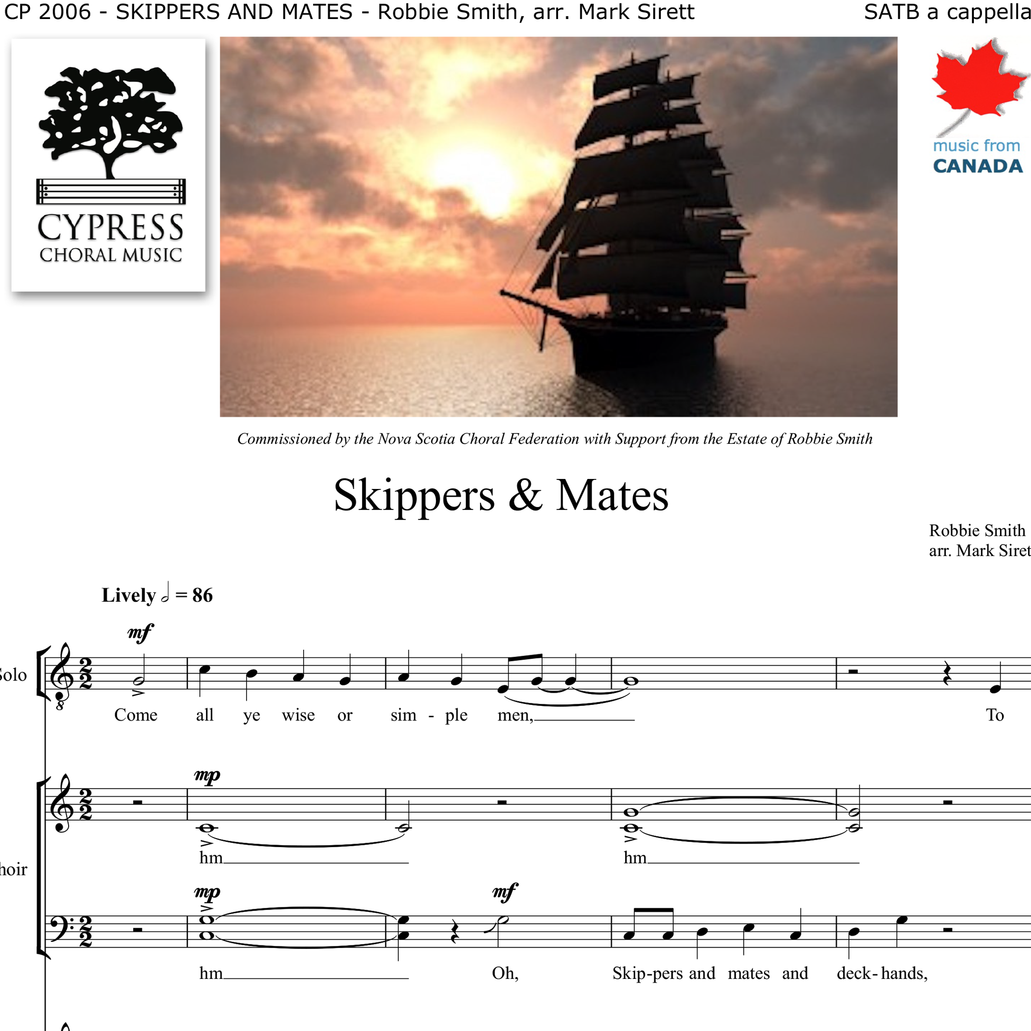 Skippersandmates - cypress thumb
